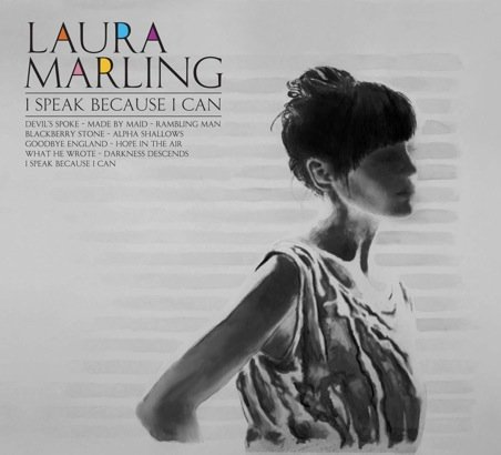 Image of   Laura Marling - I Speak Because I Can - Vinyl / LP