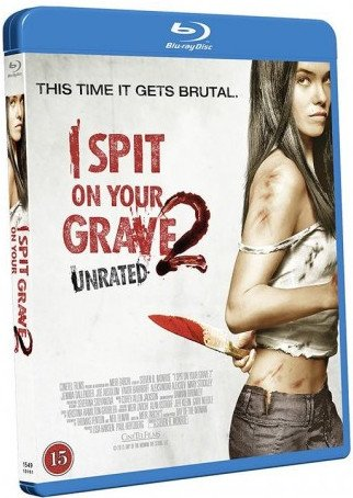 Image of   I Spit On Your Grave 2 - Blu-Ray
