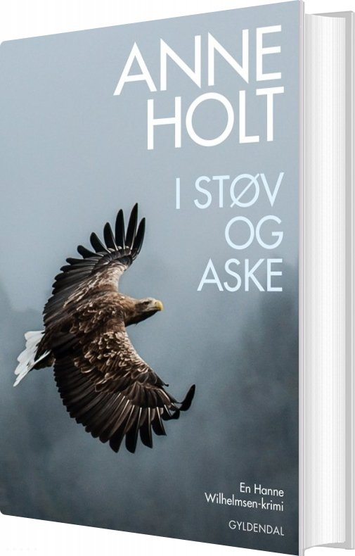 I Støv Og Aske - Anne Holt - Bog