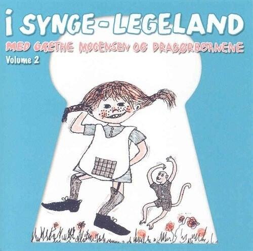 Image of   Grethe Mogensen Og Dragørbørnene - I Synge-legeland 2 - CD