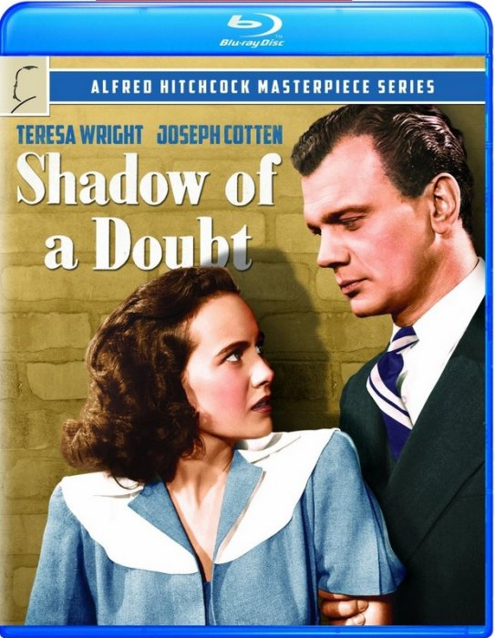 Shadow Of A Doubt - Joseph Cotten - Blu-Ray