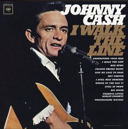 Image of   Johnny Cash - I Walk The Line - Vinyl / LP