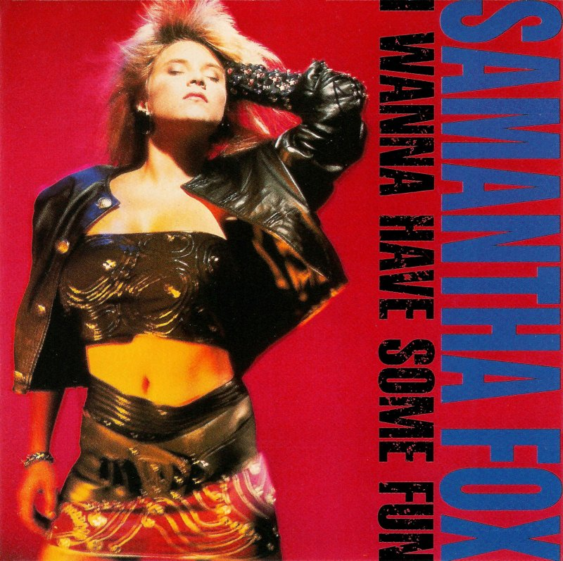 Image of   Samantha Fox - I Wanna Have Some Fun - Deluxe Edition - CD