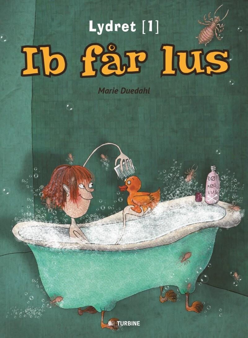 Image of   Ib Får Lus - Marie Duedahl - Bog