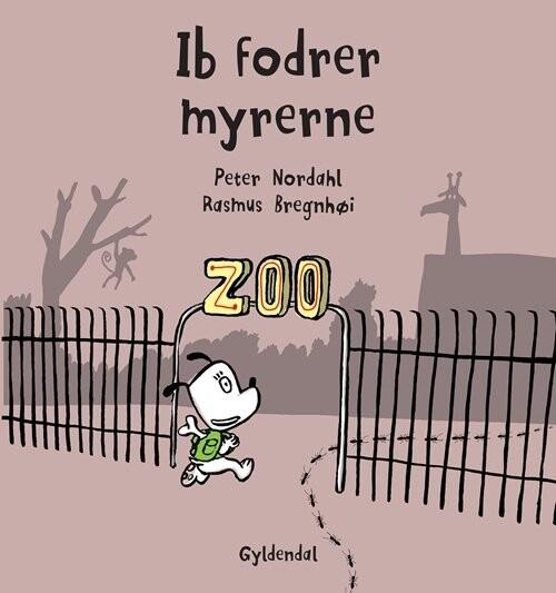 Ib Fodrer Myrerne - Rasmus Bregnhøi - Bog