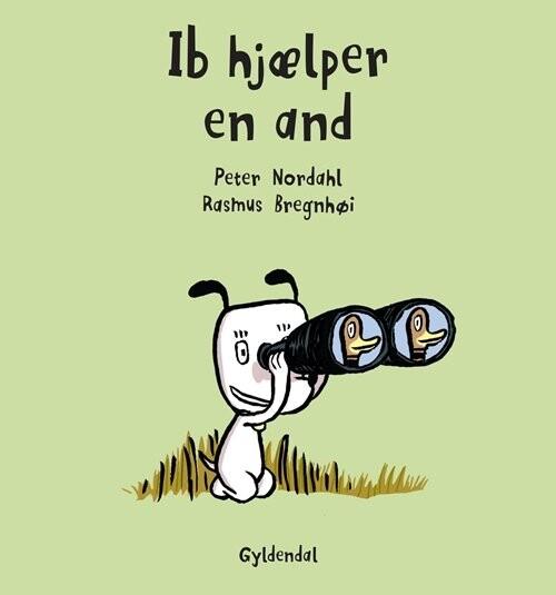 Ib Hjælper En And - Rasmus Bregnhøi - Bog
