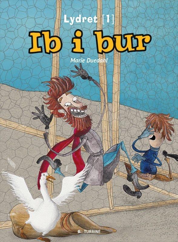 Image of   Ib I Bur - Marie Duedahl - Bog