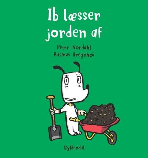 Ib Læsser Jorden Af - Rasmus Bregnhøi - Bog