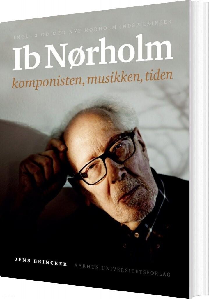 Ib Nørholm - Jens Brincker - Bog
