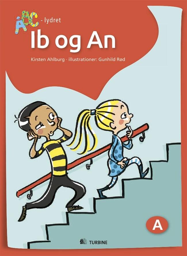 Ib Og An - Kirsten Ahlburg - Bog