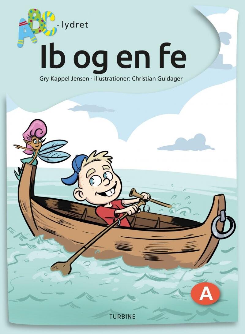 Image of   Ib Og En Fe - Gry Kappel Jensen - Bog