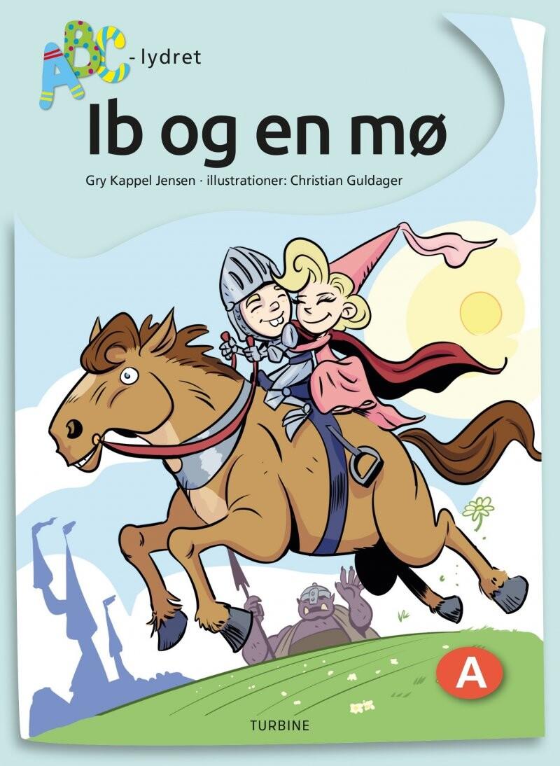 Image of   Ib Og En Mø - Gry Kappel Jensen - Bog