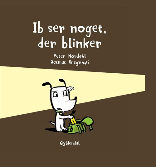 Ib Ser Noget, Der Blinker - Rasmus Bregnhøi - Bog