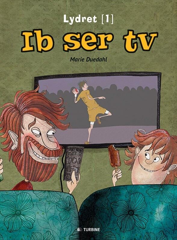 Ib Ser Tv - Marie Duedahl - Bog