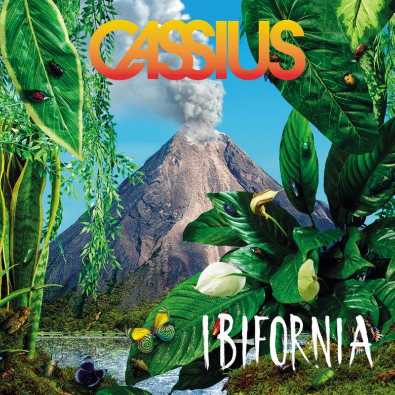 Image of   Cassius - Ibifornia - CD