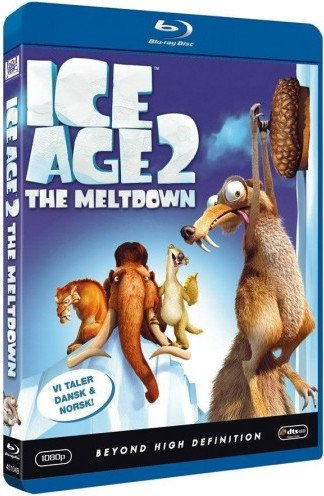 Image of   Ice Age 2 - Blu-Ray