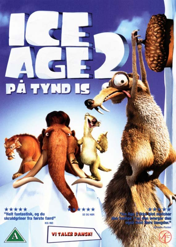 Image of   Ice Age 2 - DVD - Film