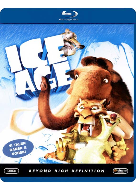 Image of   Ice Age - Blu-Ray