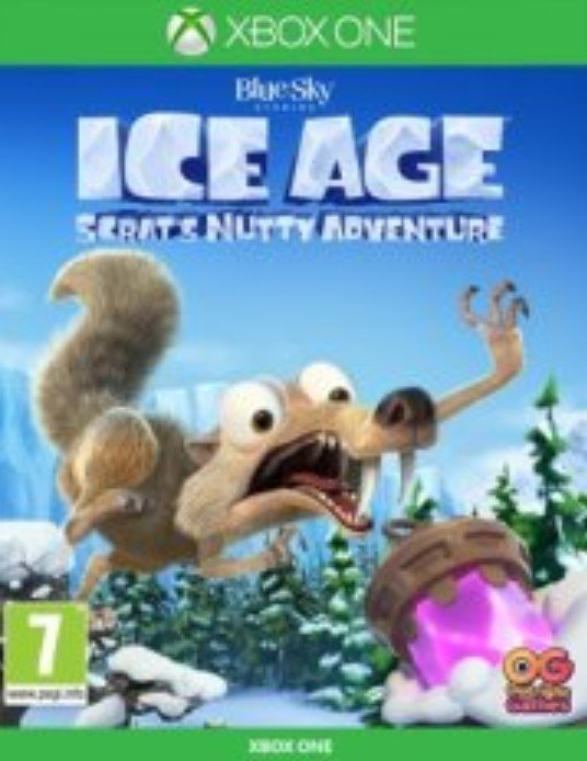 Image of   Ice Age: Scrats Nutty Adventure - Xbox One