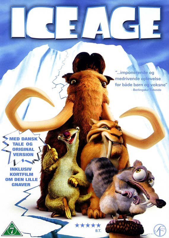 Image of   Ice Age - DVD - Film