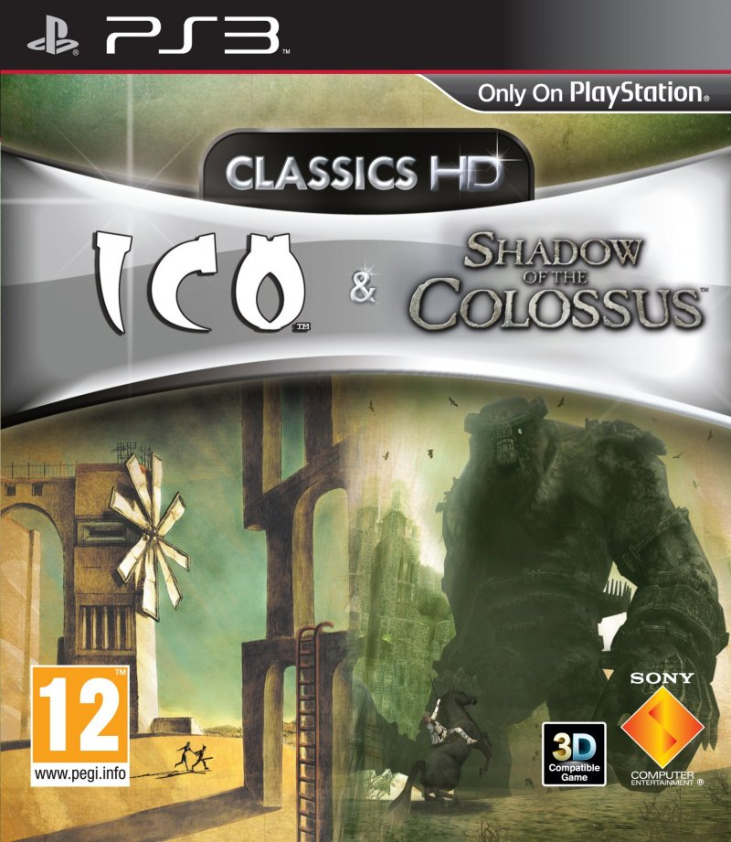 Image of   Ico & Shadow Of The Colossus - PS3
