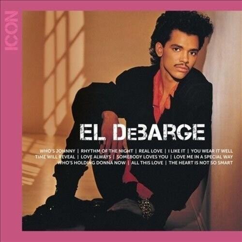 Image of   El Debarge - Icon - CD