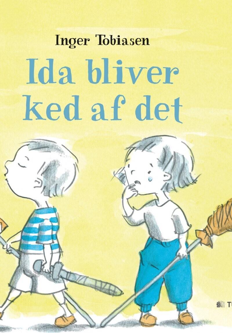 Image of   Ida Bliver Ked Af Det - Inger Tobiasen - Bog