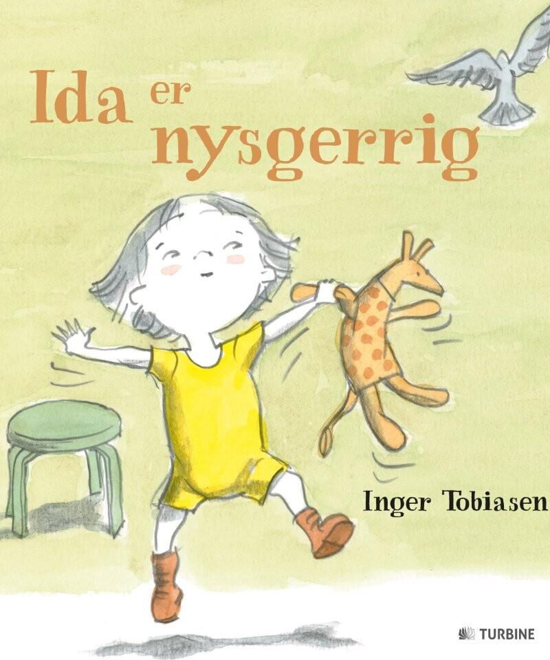 Image of   Ida Er Nysgerrig - Inger Tobiasen - Bog