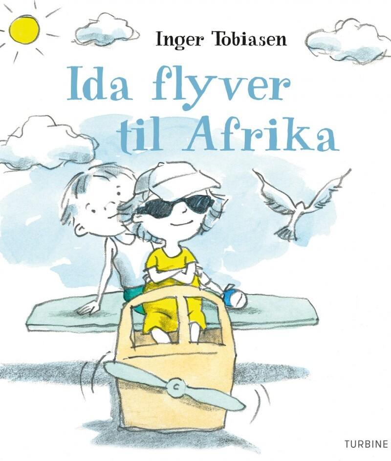 Image of   Ida Flyver Til Afrika - Inger Tobiasen - Bog