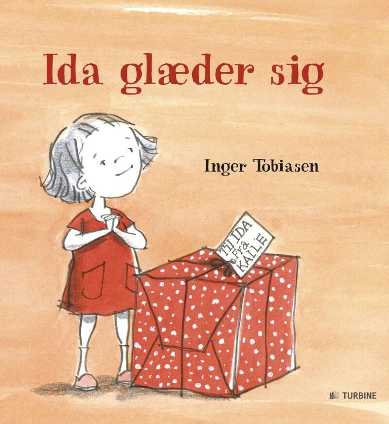 Image of   Ida Glæder Sig - Inger Tobiasen - Bog