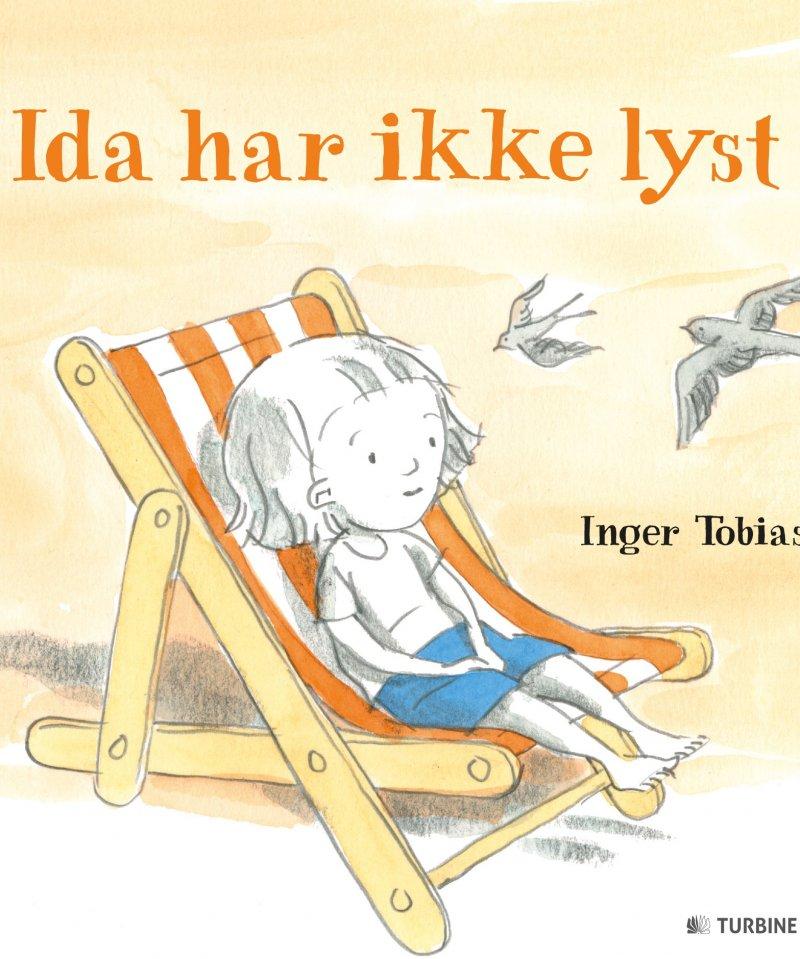 Image of   Ida Har Ikke Lyst - Inger Tobiasen - Bog