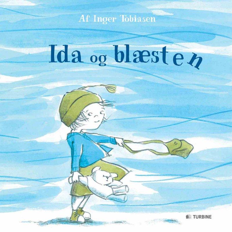 Image of   Ida Og Blæsten - Inger Tobiasen - Bog