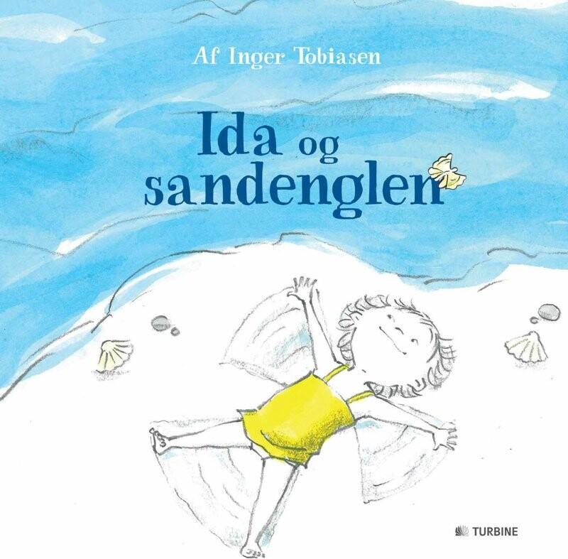 Image of   Ida Og Sandenglen - Inger Tobiasen - Bog