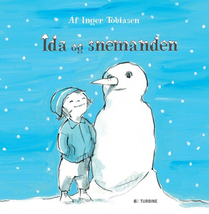 Image of   Ida Og Snemanden - Inger Tobiasen - Bog