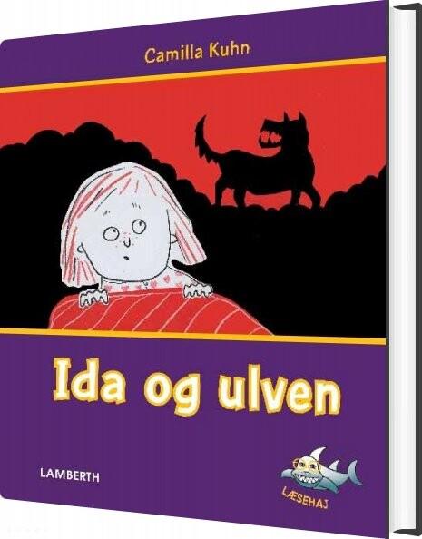 Ida Og Ulven - Camilla Kuhn - Bog
