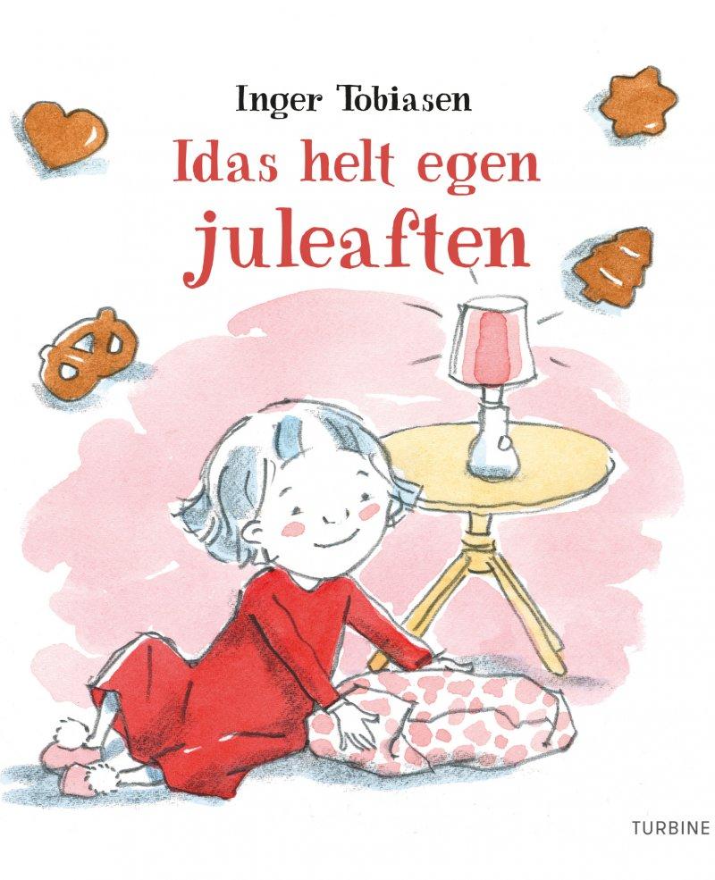Image of   Idas Helt Egen Juleaften - Inger Tobiasen - Bog