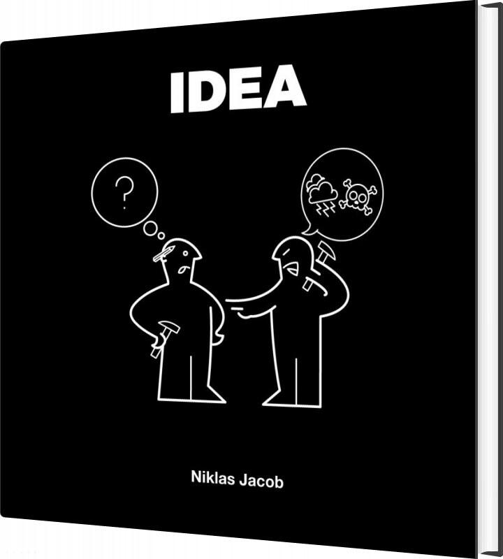 Billede af Idea - Niklas Jacob - Bog