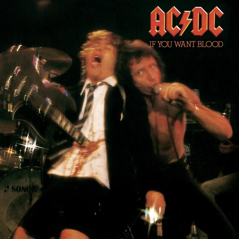 Image of   Ac Dc - If You Want Blood Youve Got It - Vinyl / LP