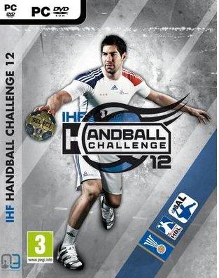Image of   Ihf Handball Challenge 12 - Dk - PC