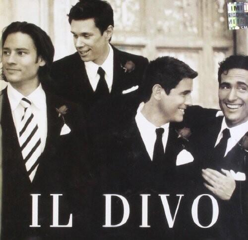 Image of   Il Divo - Il Divo - CD