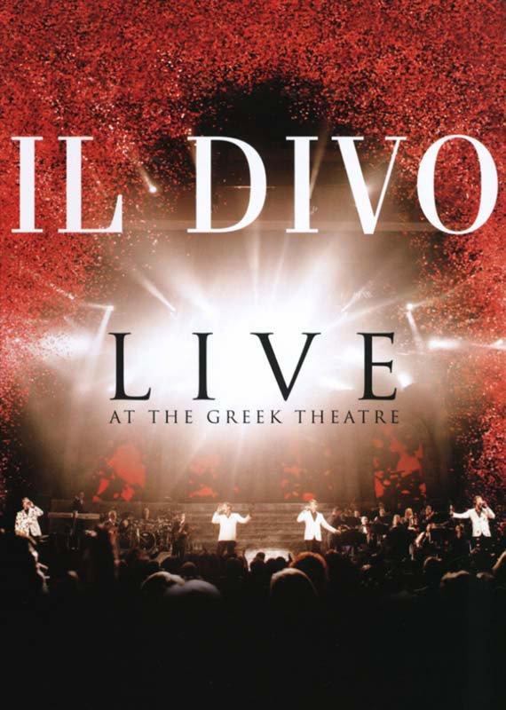 Il divo live at the greek theatre dvd film k b billigt her - Film il divo streaming ...