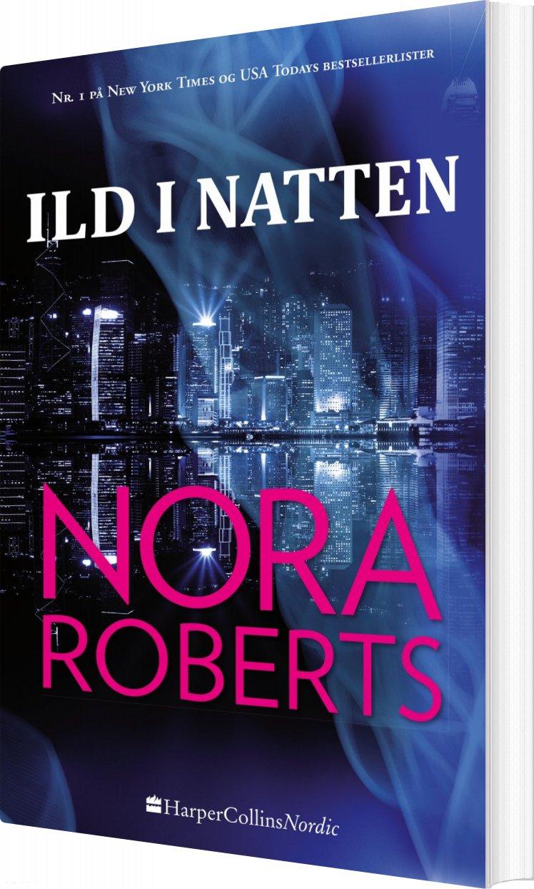 Image of   Ild I Natten - Nora Roberts - Bog