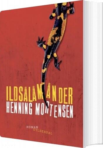 Image of   Ildsalamander - Henning Mortensen - Bog