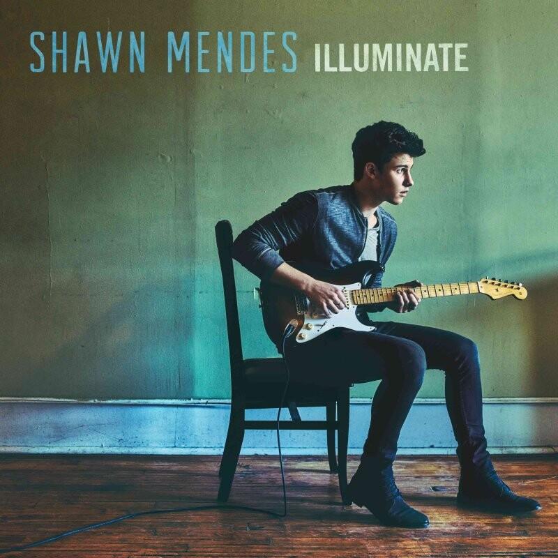 Billede af Shawn Mendes - Illuminate - Deluxe Version - CD