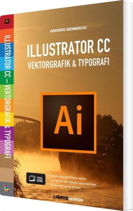 Image of   Illustrator Cc - Anders Benekou - Bog