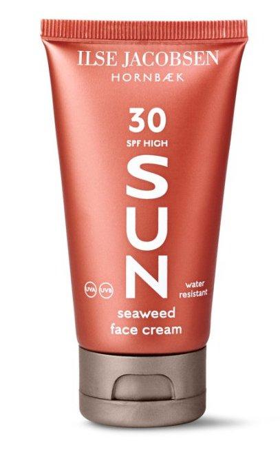 Image of   Ilse Jacobsen Solcreme Sun Face Treatment Spf 30 - 50 Ml.
