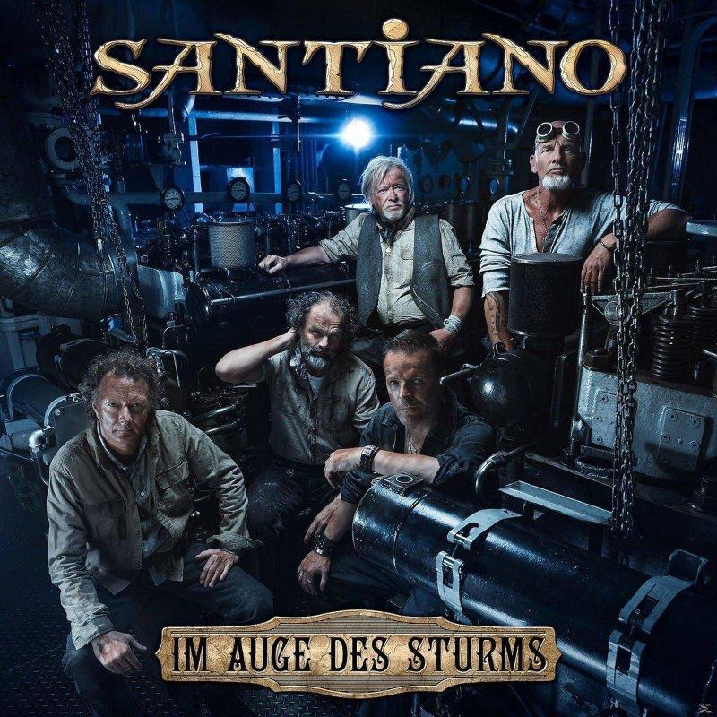 Image of   Santiano - Im Auge Des Sturms - CD