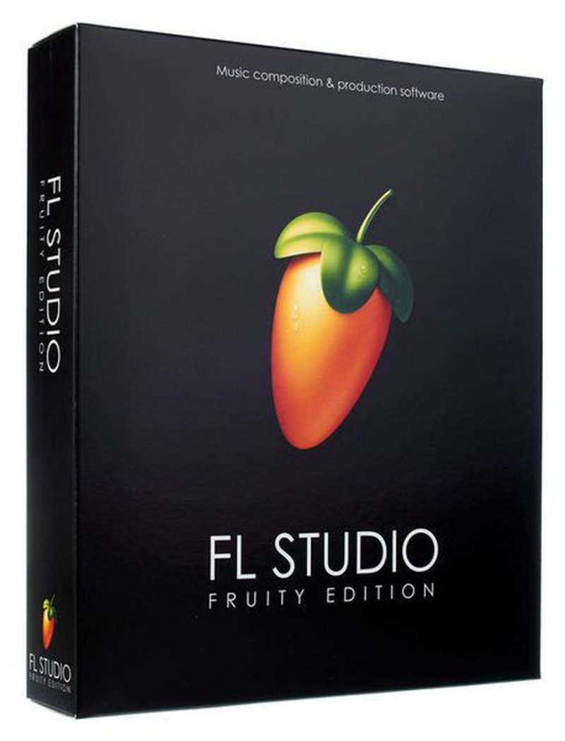 Image of   Image-line Fl Studio 20 Fruity Edition - Musik Produktion Software