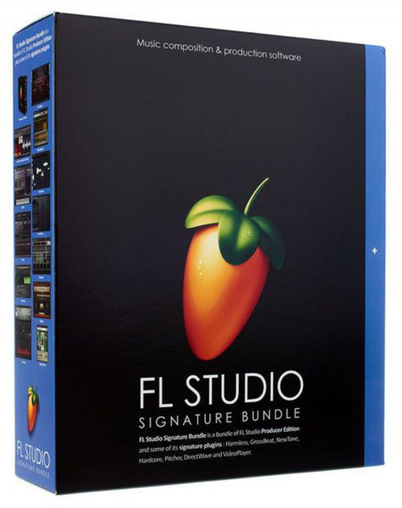 Image of   Image-line Fl Studio V20+ Signature Bundle - Musik Produktion Software