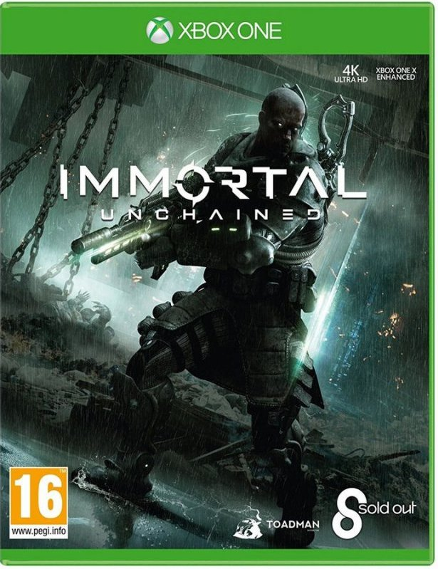 Image of   Immortal: Unchained - Xbox One